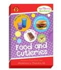 Enjoy Learning Mandarin Card : Food and Cutleries