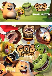 Puzzle Small Gob and Friends - 02