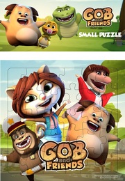 Puzzle Small Gob and Friends - 04