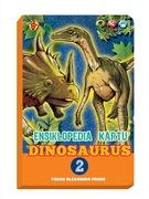 Ensiklopedia Kartu Dinosaurus 2