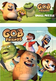 Puzzle Small Gob and Friends - 05