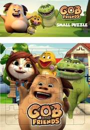 Puzzle Small Gob and Friends - 06