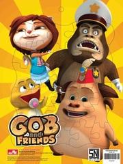 Puzzle Medium Gob and Friends - 06