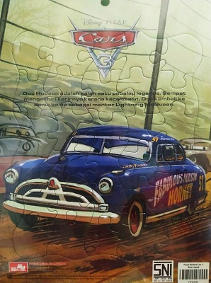 Puzzle Medium Cars 3 - Race Legend
