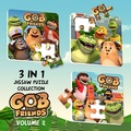 Jigsaw Puzzle Collections Gob & Friends vol. 2