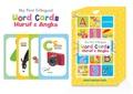 My First Trilingual Word Cards: Huruf & Angka
