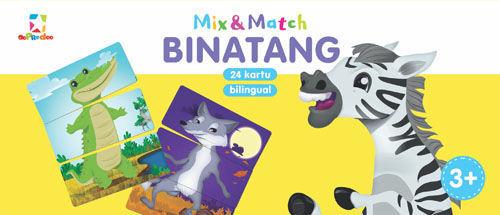 Mix & Match: Binatang