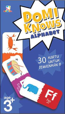 Domiknows : Alphabet
