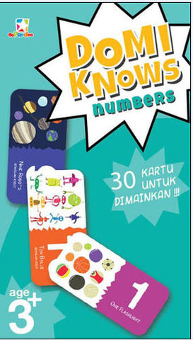 Domiknows : Numbers