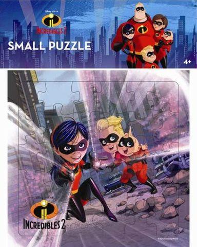Opredo Small Puzzle Incredibles 2 : Fighting Crime