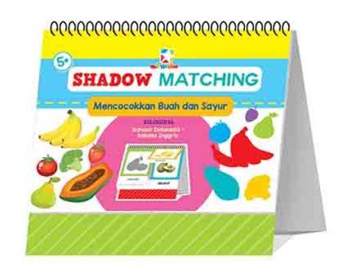 Opredo Shadow Matching: Mencocokkan Buah dan Sayur