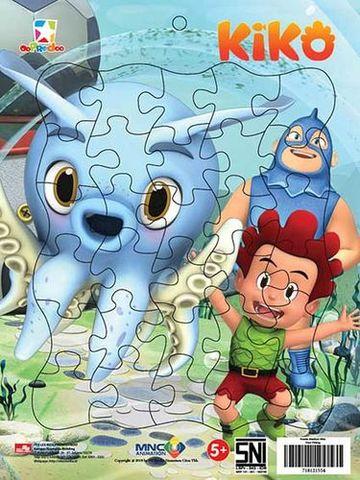 Oopredoo Puzzle Medium Kiko: Occi Hilang