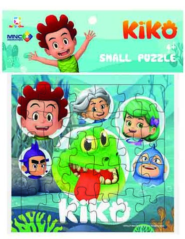 Opredo Small Puzzle Kiko: Kangen Buba
