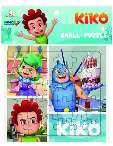 Opredo Small Puzzle Kiko : Mencari Cupcake Lola