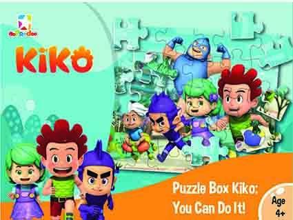 Opredo Puzzle Box Kiko: You Can Do It