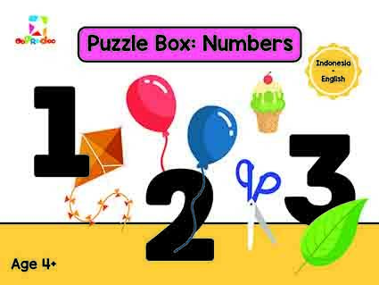 Opredo Puzzle Box: Numbers