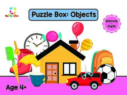 Opredo Puzzle Box: Objects