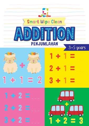Opredo Smart Wipe Clean: Addition