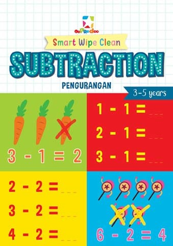 Opredo Smart Wipe Clean: Subtraction