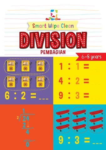 Opredo Smart Wipe Clean: Division