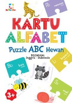 Opredo Kartu Alfabet: Puzzle ABC Hewan