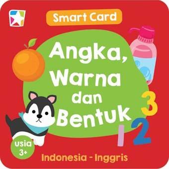 Opredo Smart Card: Angka, Warna dan Bentuk