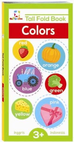 Opredo Tall Fold Book : Colors
