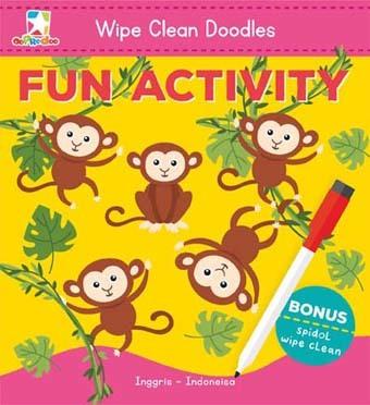 Opredo Doodle Wipe Clean: Fun Activity