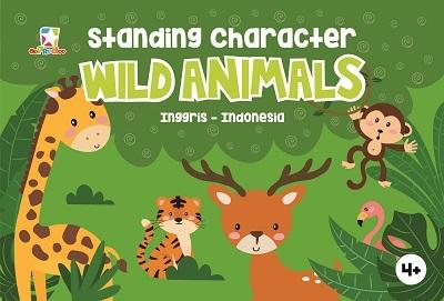 Opredo Standing Character: Wild Animals