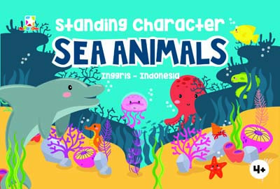 Opredo Standing Character: Sea Animals