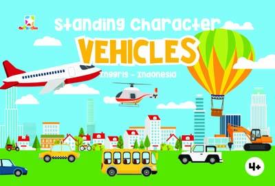 Opredo Standing Character: Vehicles
