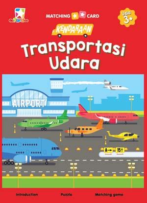 Opredo Matching Card Kendaraan: Transportasi Udara