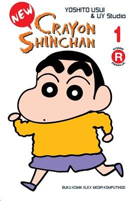 New Crayon Shinchan 01