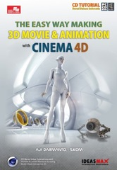 CBT The Easy Way Making 3D Movie & Animation with Cinema 4D