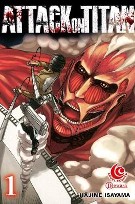 LC: Attack on Titan 01