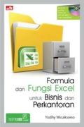 Formula dan Fungsi Excel untuk Bisnis dan Perkantoran + CD