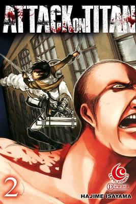 LC: Attack on Titan 02