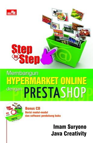Step By Step Membangun Hypermarket Online dengan Prestashop + CD