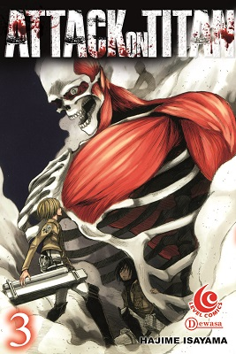 LC: Attack on Titan 03
