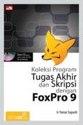 Koleksi Program Tugas Akhir dan Skripsi dengan FoxPro 9 + CD