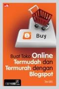 Buat Toko Online Termudah dan Termurah dengan Blogspot