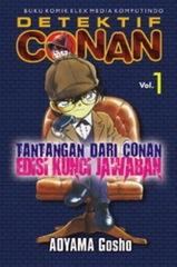 Tantangan dari Conan 1 (Edisi Kunci Jawaban)
