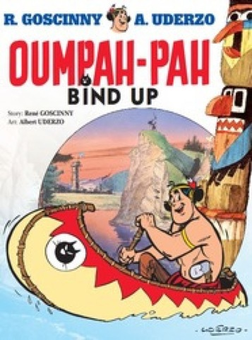 LC Oumpah Pah Bind Up