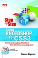 Step By Step Adobe Photoshop to CSS3 + CD