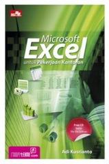 Microsoft Excel untuk Pekerjaan Kantoran + CD