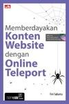 Memberdayakan Konten Website dengan Online Teleport + CD