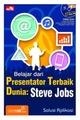 Belajar dari Presentator Terbaik Dunia Steve Jobs + DVD