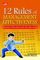 12 Rules of Management Effectiveness - Kearifan China Kuno dari Tao Zhu Gong