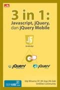 3 in 1: Javascript, jQuery, dan jQuery Mobile