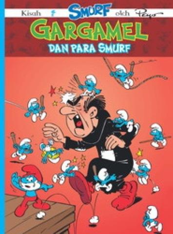 LC : Smurf - Gargamel dan Para Smurf